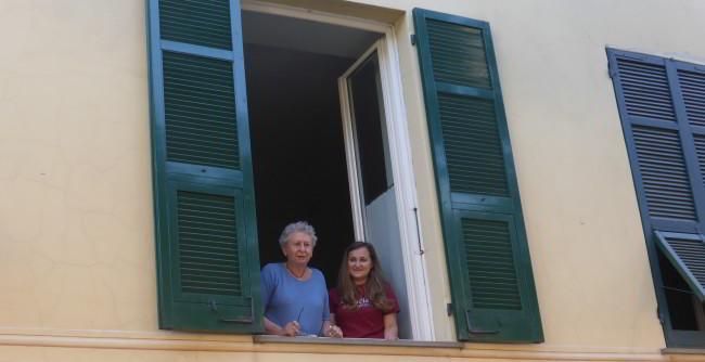 Celle (Sv): dalla finestra