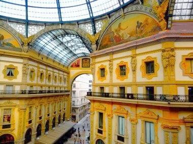 Milano:Galleria Vittorio Emanuele