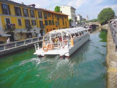 Milano: i navigli