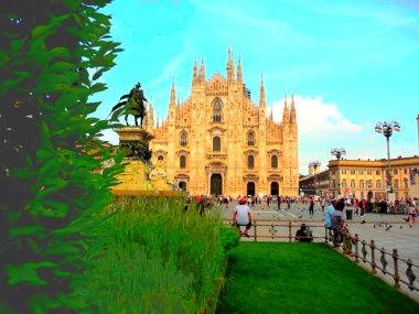 Milano: il Duomo