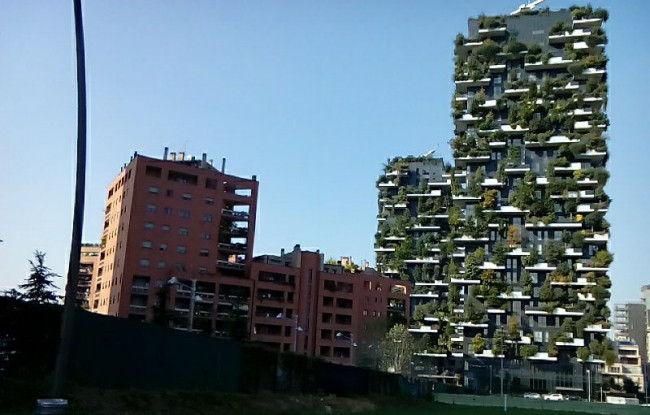 il bosco verticale