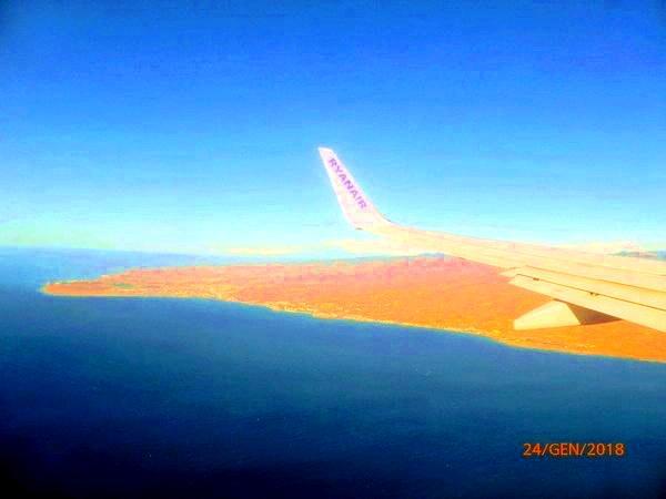 sopra Gran Canaria (E)