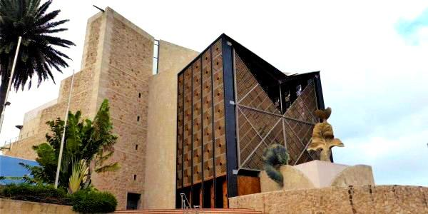 Las Palmas: Auditorium