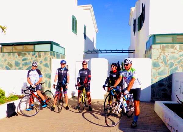 i cinque vip (Gran Canaria)