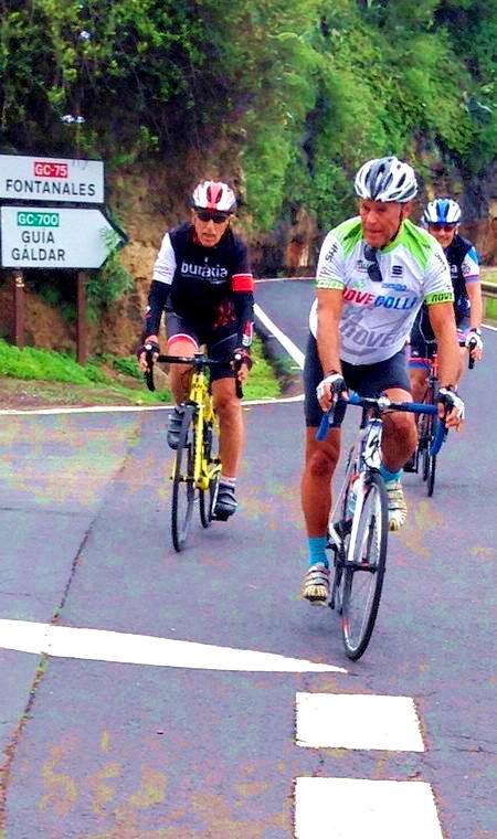 Tonino, Roberto e Pino