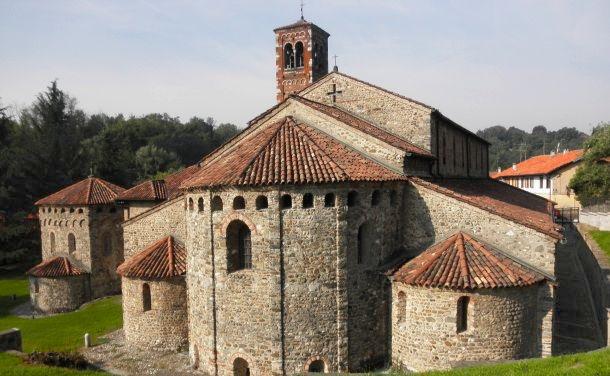 Agliate: chiesa ss.Pietro e Paolo