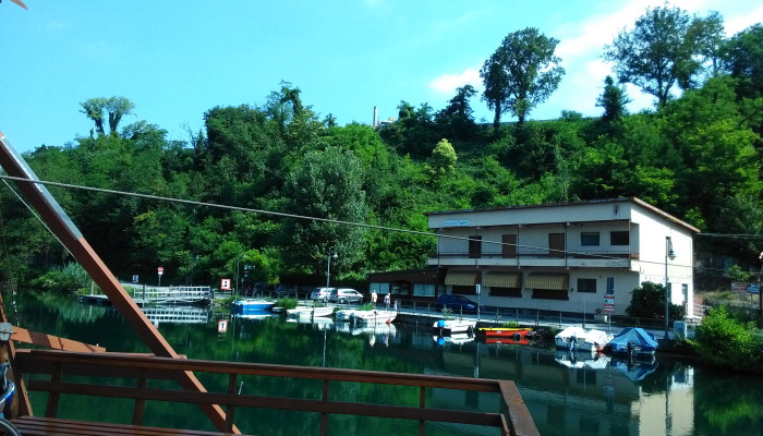 Villa d'Adda (Bg) > sponda bergamasca dell'Adda