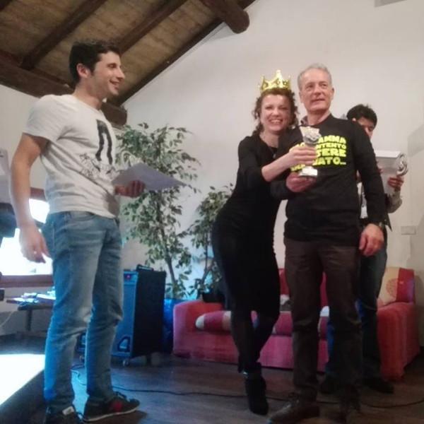 Davide, Irina e Tonino
