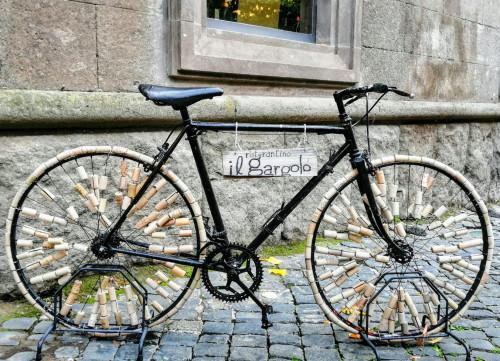 bici logo di ristorante