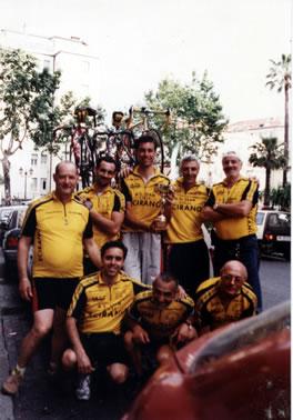 Aldo: foto di gruppo