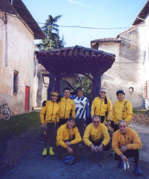 alla cascina Porrinetti (Casatenovo) (Lc)