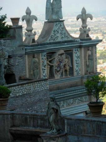 Tivoli (RM): villa d'Este